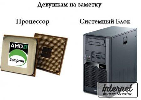 Процессор или системный блок?
